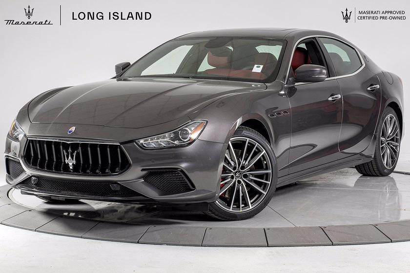 2021 Maserati Ghibli S Q4:14 car images available