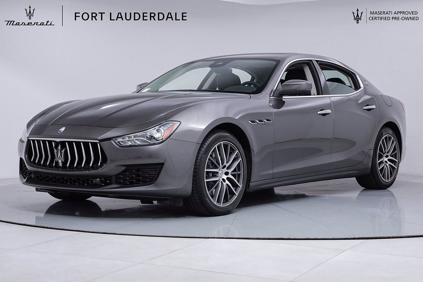 2021 Maserati Ghibli S Q4:19 car images available