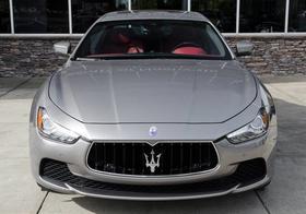 2017 Maserati Ghibli S