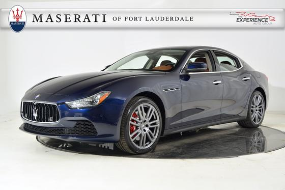 2017 Maserati Ghibli S:24 car images available