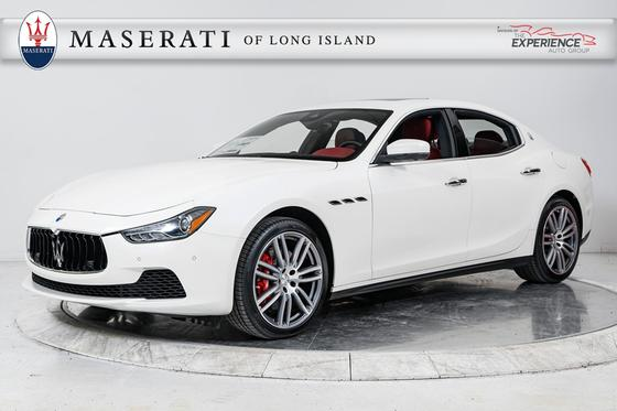 2017 Maserati Ghibli S:13 car images available