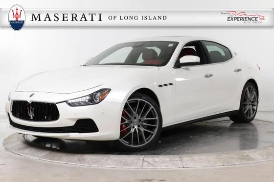 2017 Maserati Ghibli S:14 car images available