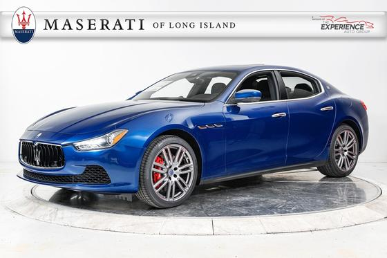 2017 Maserati Ghibli S:11 car images available