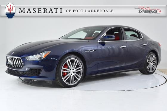 2018 Maserati Ghibli S:19 car images available