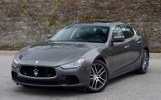 2016 Maserati Ghibli S:24 car images available