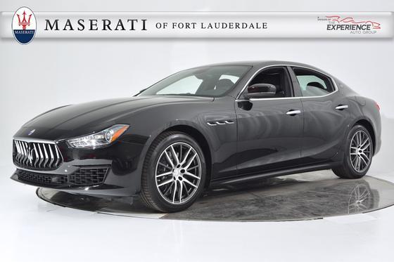 2018 Maserati Ghibli S:20 car images available