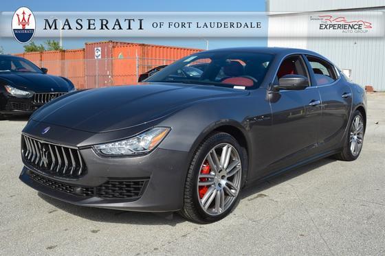 2018 Maserati Ghibli S:15 car images available