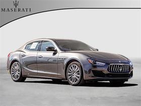 2018 Maserati Ghibli S