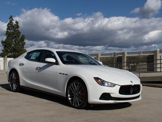 2017 Maserati Ghibli S:6 car images available
