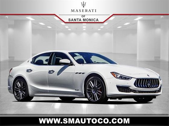 2018 Maserati Ghibli S:19 car images available