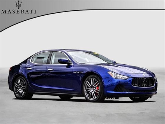 2017 Maserati Ghibli S:17 car images available