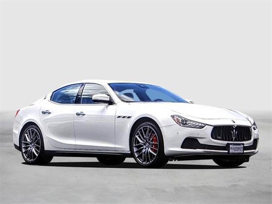 2017 Maserati Ghibli S:21 car images available