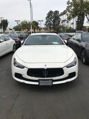 2017 Maserati Ghibli S:7 car images available