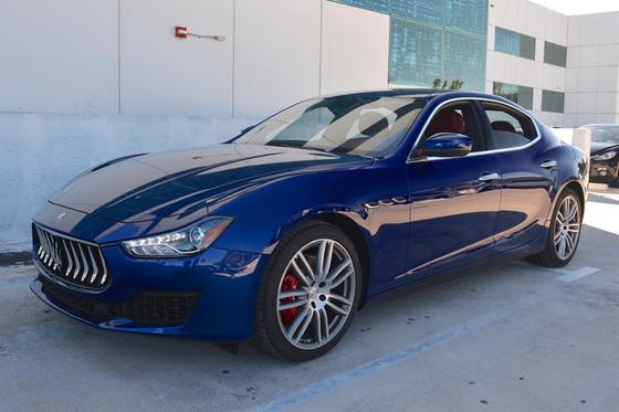 2019 Maserati Ghibli S:16 car images available