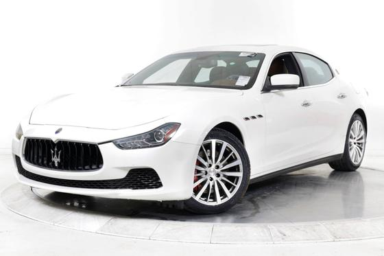 2016 Maserati Ghibli S:19 car images available