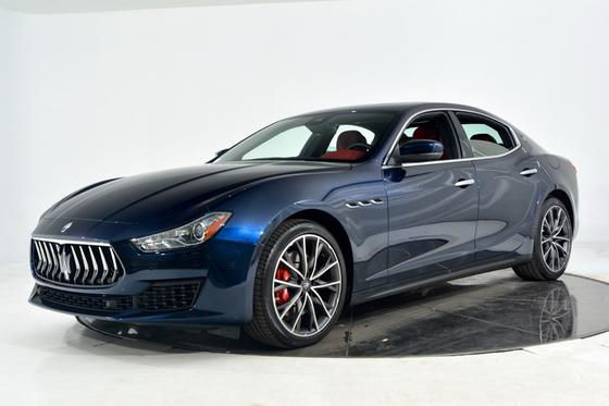 2019 Maserati Ghibli S:21 car images available