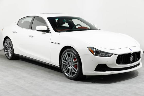 2016 Maserati Ghibli S:22 car images available