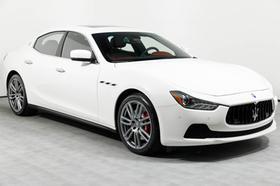 2016 Maserati Ghibli S:22 car images available