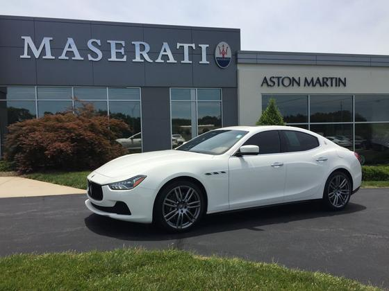 2016 Maserati Ghibli S:24 car images available