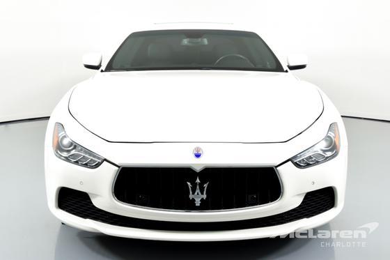2016 Maserati Ghibli S