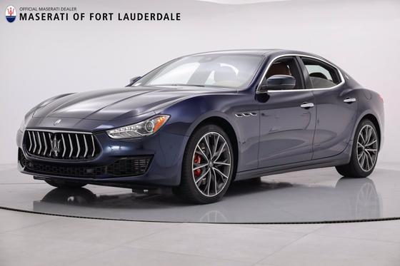 2020 Maserati Ghibli S:21 car images available