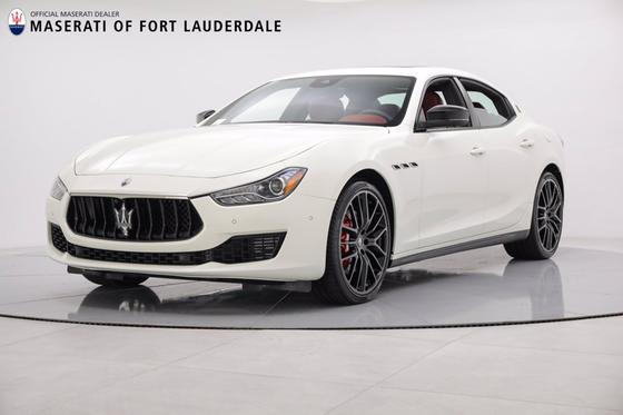 2020 Maserati Ghibli S:20 car images available