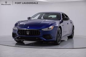 2021 Maserati Ghibli S:21 car images available