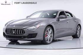 2021 Maserati Ghibli S:19 car images available