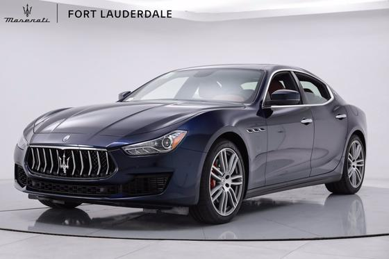 2021 Maserati Ghibli S:21 car images available