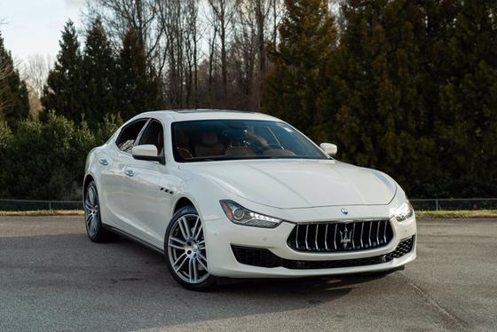2018 Maserati Ghibli S:24 car images available