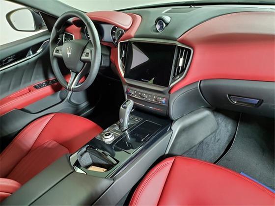 2021 Maserati Ghibli S