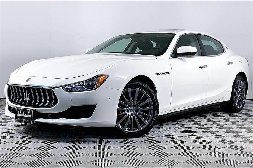 2021 Maserati Ghibli S:11 car images available