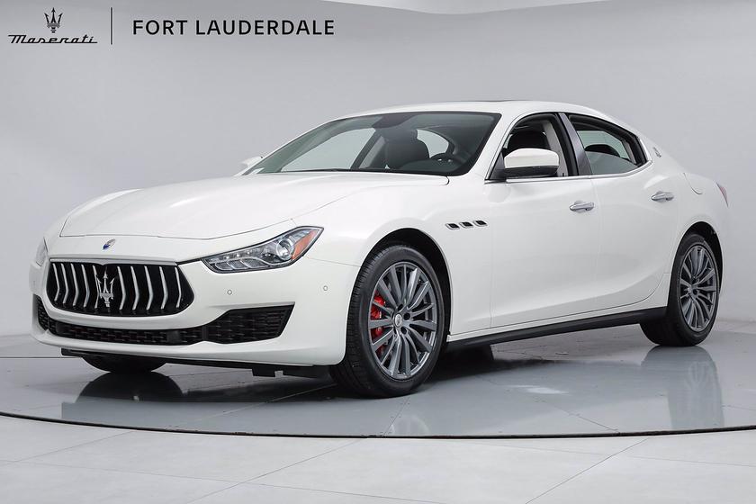 2021 Maserati Ghibli S:18 car images available