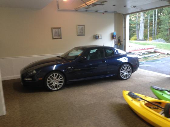 2005 Maserati Gran Sport Coupe:24 car images available