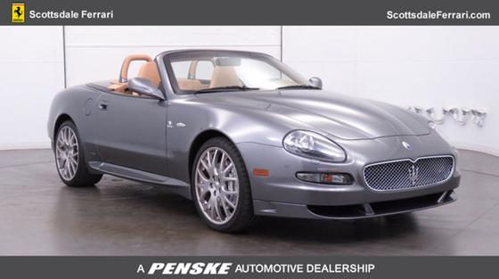 2006 Maserati Gran Sport Spyder:24 car images available