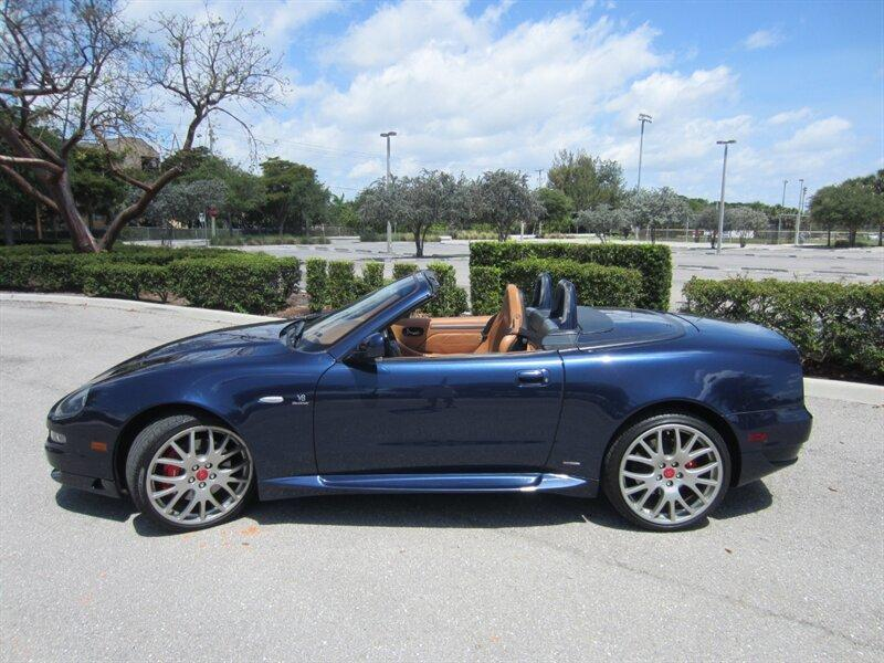 2006 Maserati Gran Sport Spyder:23 car images available