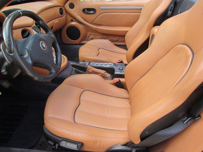 2006 Maserati Gran Sport Spyder