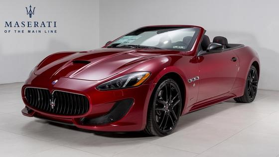 2017 Maserati GranTurismo :24 car images available