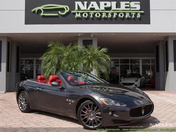2010 Maserati GranTurismo :24 car images available