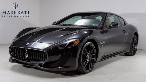 2017 Maserati GranTurismo :21 car images available