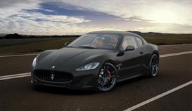 2017 Maserati GranTurismo :2 car images available