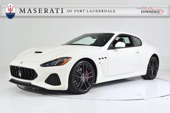 2018 Maserati GranTurismo :17 car images available