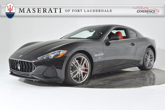 2018 Maserati GranTurismo :18 car images available