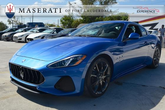 2018 Maserati GranTurismo :16 car images available