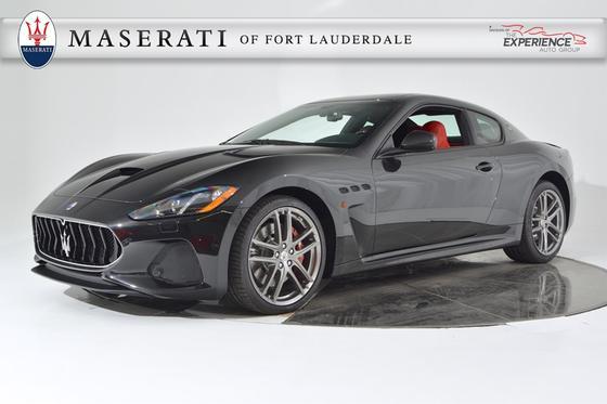 2018 Maserati GranTurismo :21 car images available