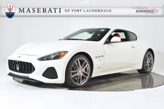2018 Maserati GranTurismo :20 car images available