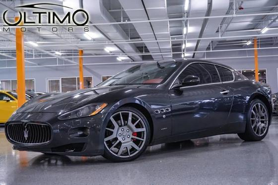 2010 Maserati GranTurismo :24 car images available