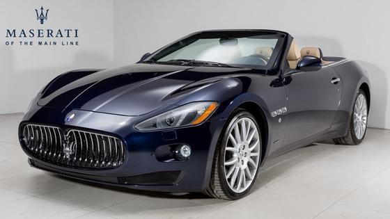 2014 Maserati GranTurismo :22 car images available