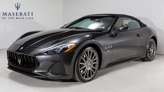 2018 Maserati GranTurismo :22 car images available