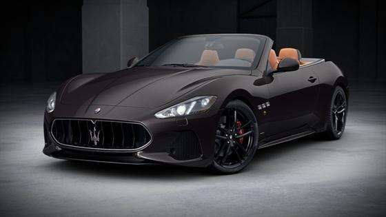 2018 Maserati GranTurismo :3 car images available